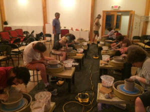 Touchstone Ceramics Studio